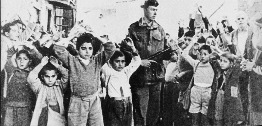 "British soldiers ""horrifically tortured children"" during Cyprus' war for Independence"