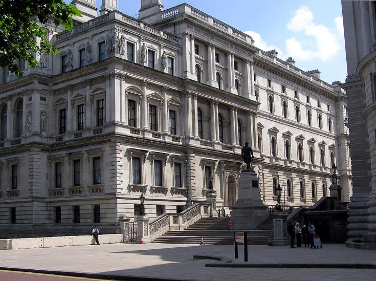 Foreign Office letter states UK position on Turkey's actions regarding Cyprus