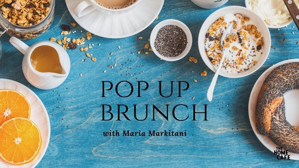 Pop Up Brunch @ the Home for Cooperation