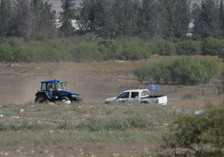 Foreign Ministry makes representations over latest incidences in the buffer zone