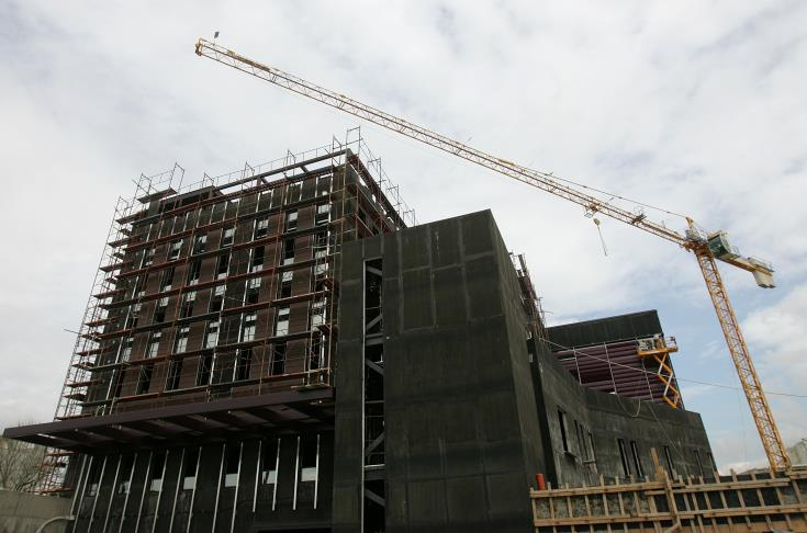 Building permits up overall