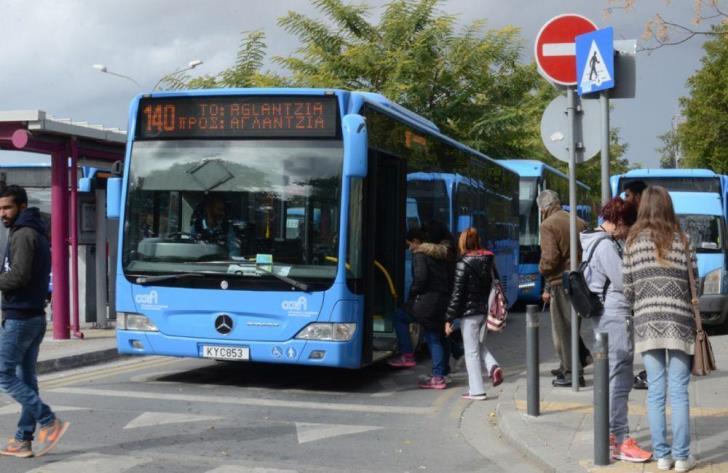 Coronavirus: Transport companies disinfecting 600 buses