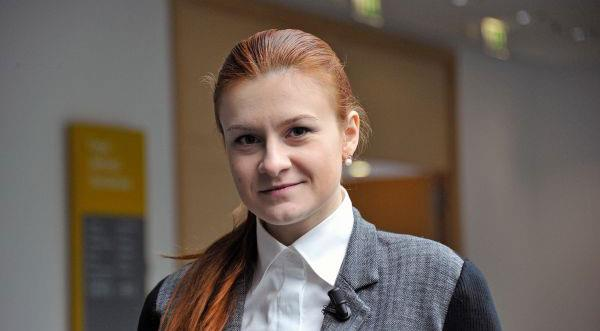 U.S. judge orders accused Russian agent Butina kept in jail