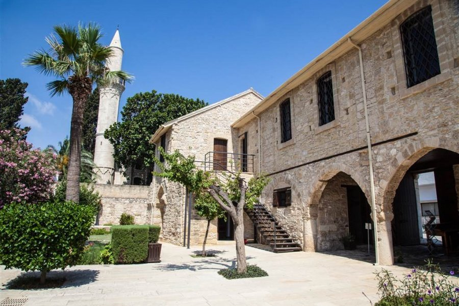 Larnaca Fort and District Mediaeval Museum