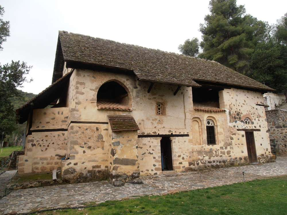 Byzantine Route: 10 Painted Churches of Troodos Religious Route