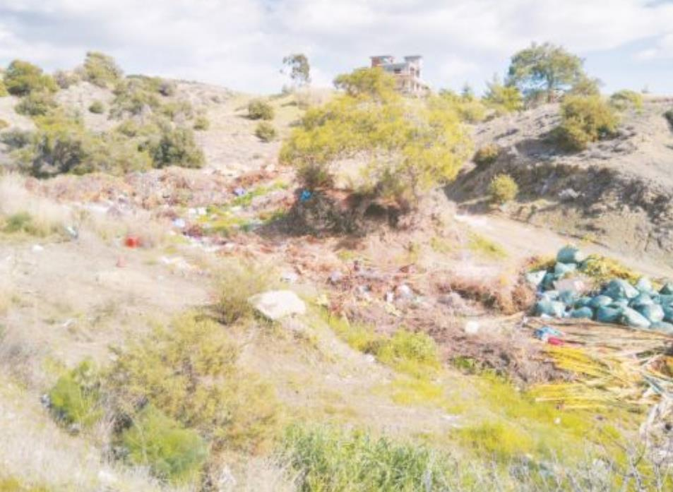 Frustrations mount in Parekklisia as Green Point overflows with trash