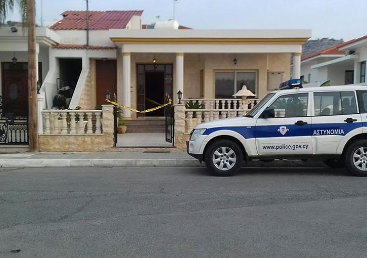 Son murders father in Oroklini