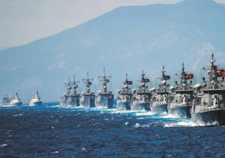 'Yeni Safak': Turkey set to build naval base in occupied areas