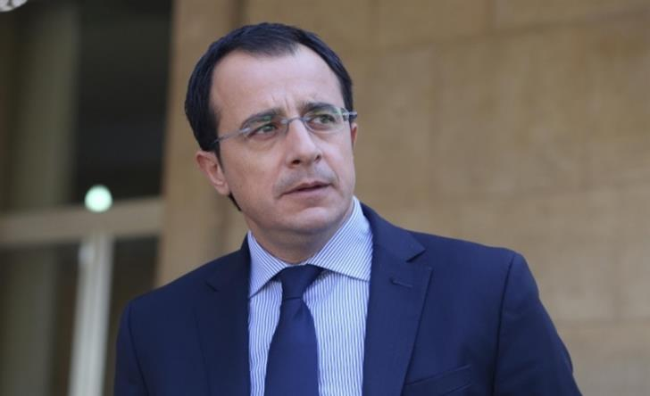 Foreign Minister: we are preparing construction of natural gas pipeline from Cyprus EEZ to Egypt