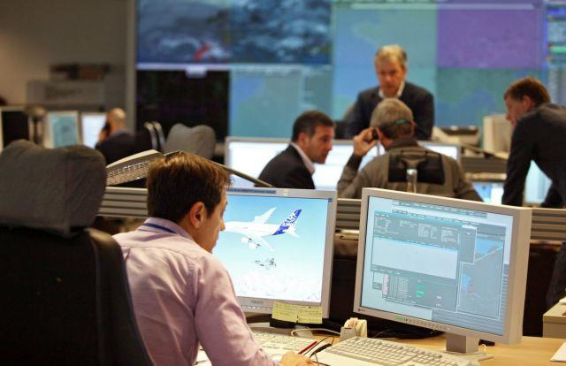 Eurocontrol: Warning for Eastern Mediterranean