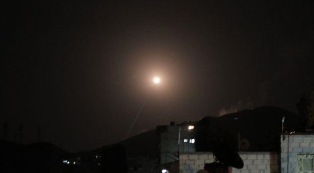 Syria claims 12 missiles intercepted in new attack