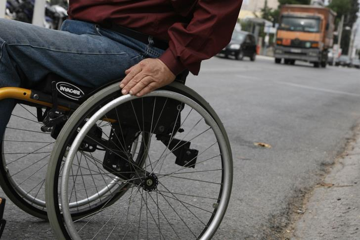 Disabled veteran was asked to prove he does not have legs