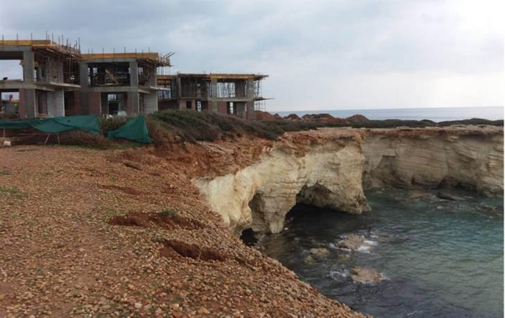EU commission responds to enquiry into Peyia sea caves