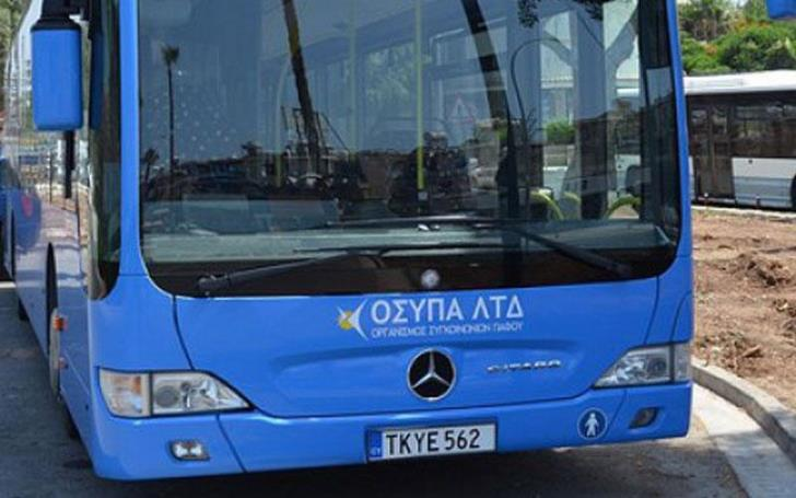 Third day of bus strikes in Paphos