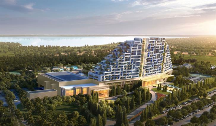 Environmental concerns for casino lead to delays