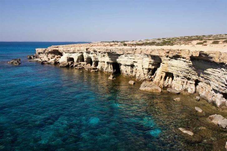 No more fishing at Cavo Greco