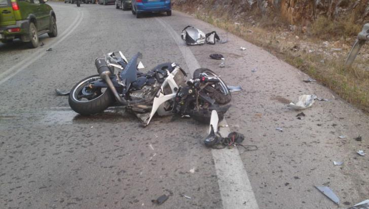 33-year-old motorcyclist dies from injuries in another fatal accident