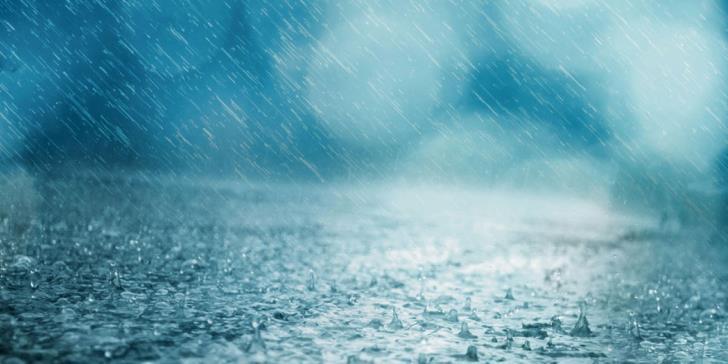 Rainy spell to last till Tueday. Summer 'returns' on Wednesday