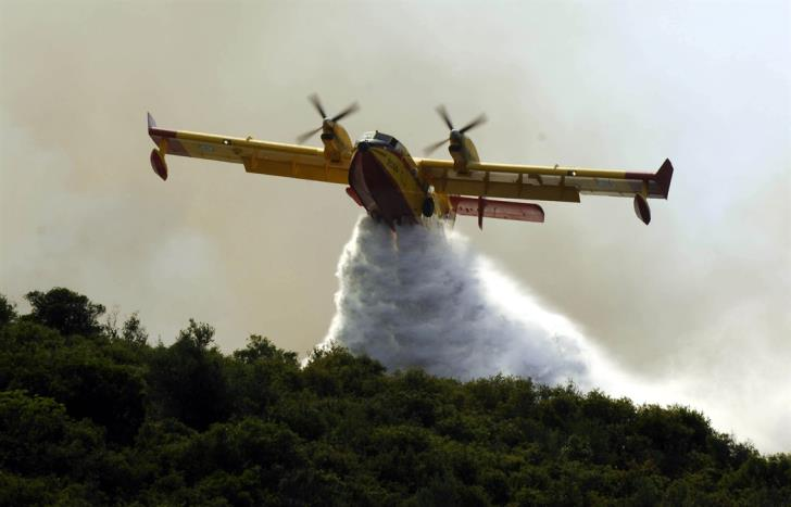 Cyprus to acquire new firefighting aircraft by purchase or lease