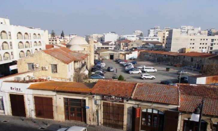 Larnaca's Zhuhuri mosque courtyard to be turned into a square