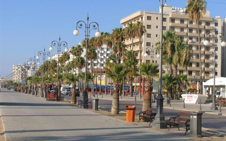 Revamp of Larnaca city centre underway
