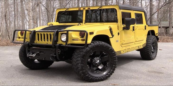 10 year  'delay' to register imported Hummer