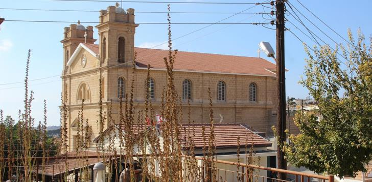 T/c group for Maronite return to their villages under their administration