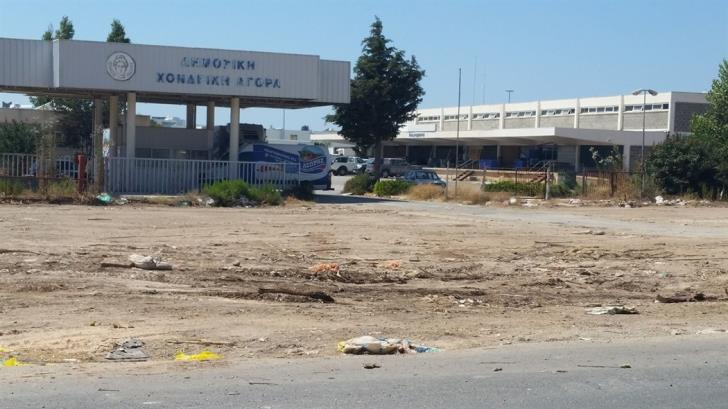 Property earmarked for Paphos Municipal Market to be returned to its owner