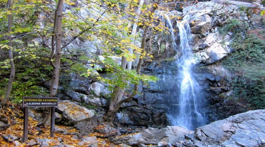 Cyprus Waterfalls: A feast for the eyes