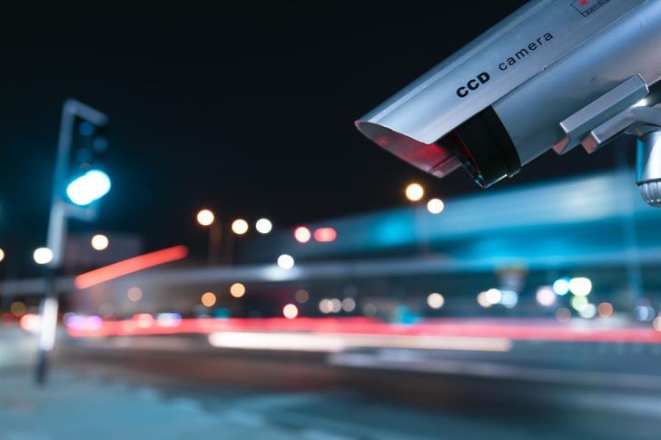 One traffic camera system in Nicosia