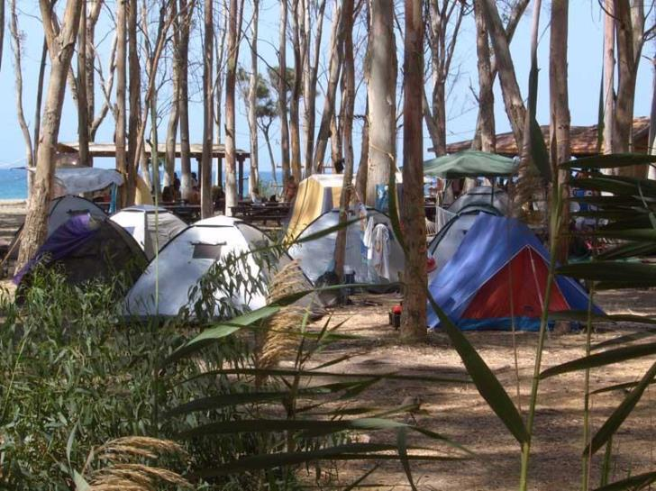 Polis Camping site agreement reached