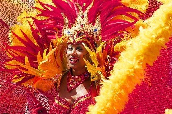 Carnival Parade in Larnaca