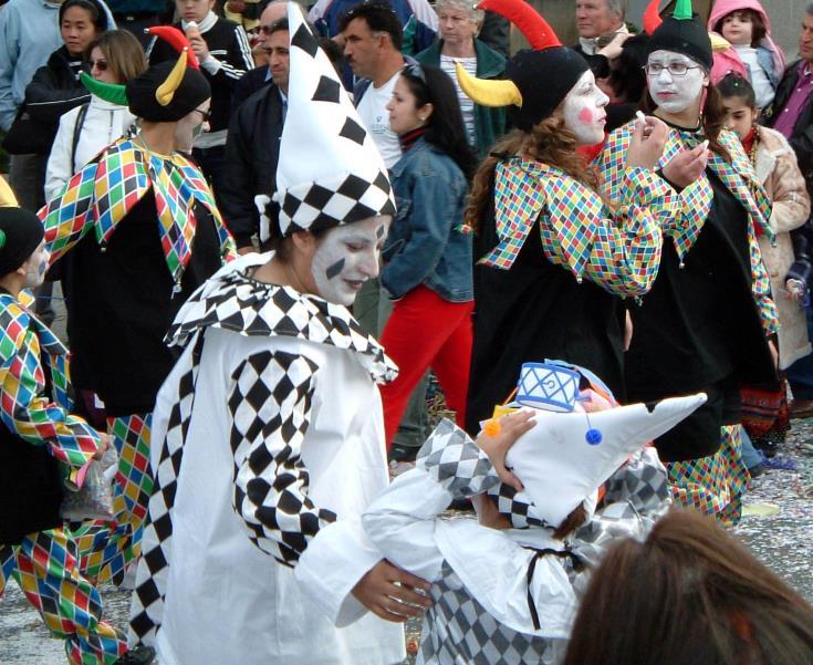 Larnaca carnival fiesta called off because of heavy rain