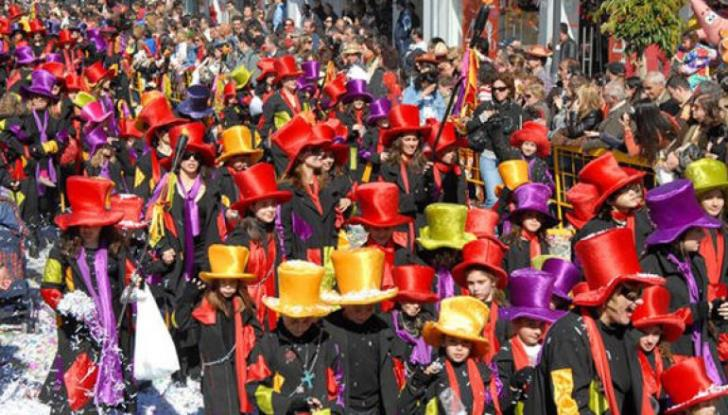 Limassol: Children's carnival parade to be held on Sunday; children to lead grand parade
