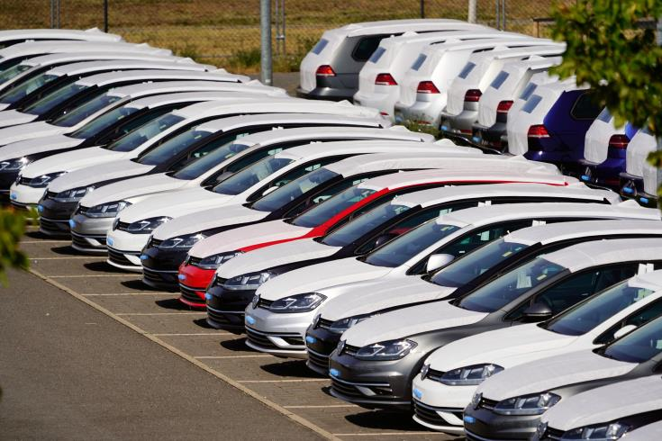 Vehicle registrations drop by 10% in the first half of 2019