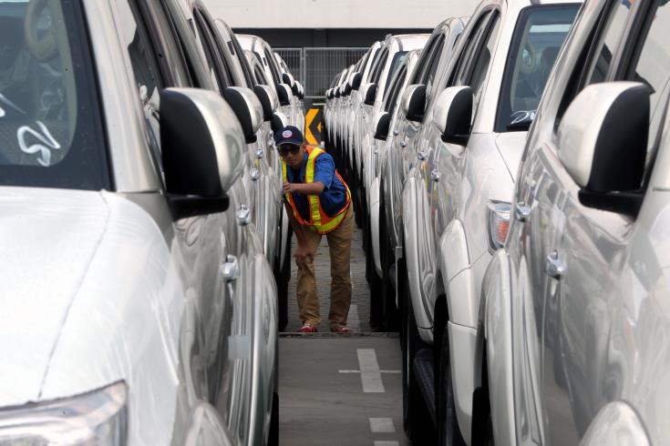 Registration of motor vehicles increases 13.6% in January-November 2018