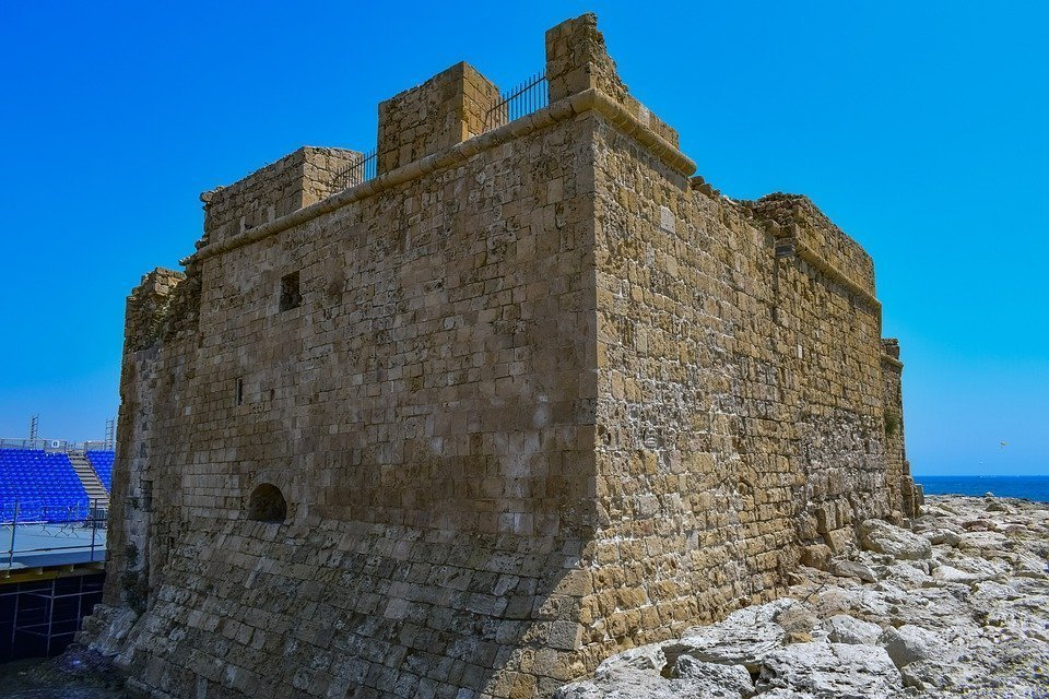 Castle, Fortification, Architecture, Tower, Fortress