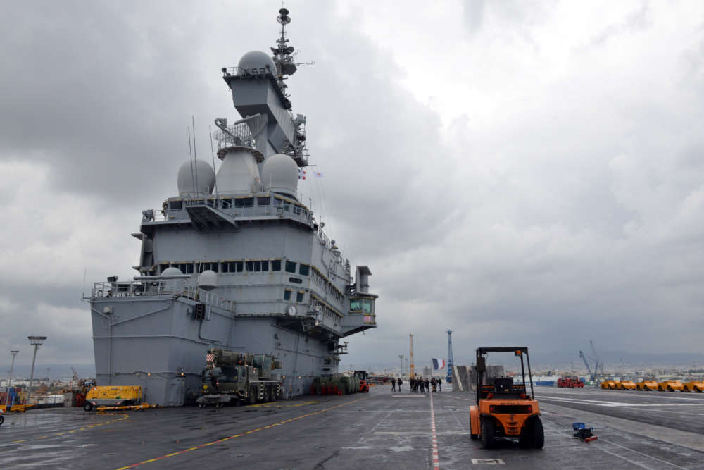 France stands by Greece and Cyprus over maritime zones tension with Turkey