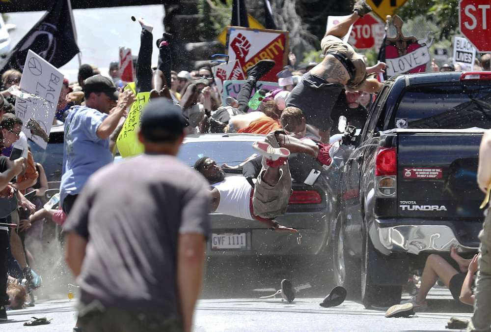 Neo-Nazi faces sentencing in murder of protester in Charlottesville