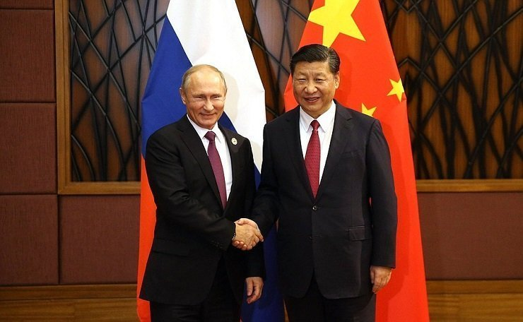 US sanctions China for buying Russian fighter jets
