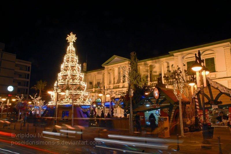 Christmas Charm of Limassol