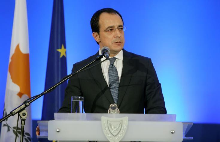 FM Christodoulides underlines role of Cyprus in Eastern Mediterranean