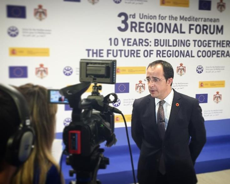 FM highlights importance of trilateral cooperation for stability in the region