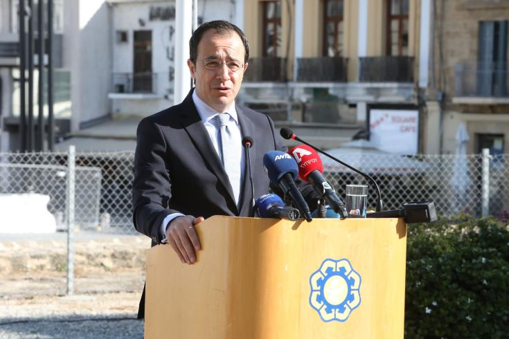 Developments regarding Cyprus' energy program expected in next days - FM