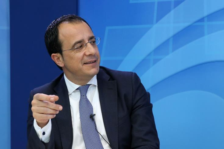 Christodoulides thanks Barnier and EU Member States for support on British bases issue