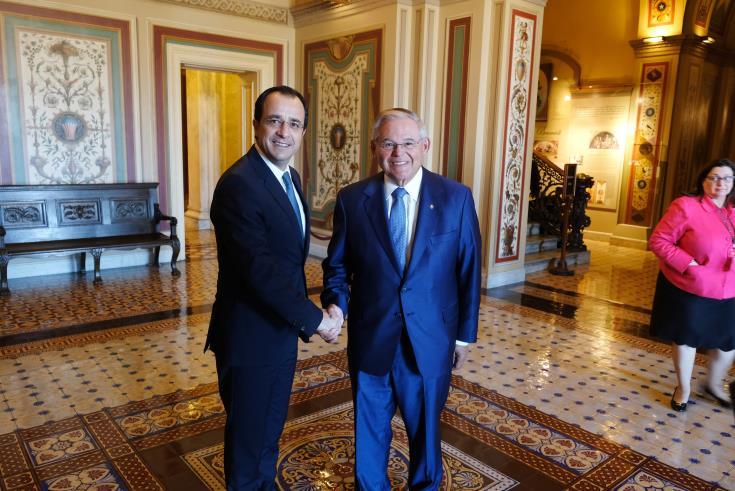 Closer to lifting Cyprus arms embargo