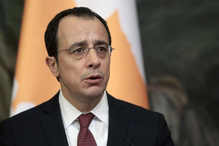 Cyprus FM briefs his EU counterparts on Turkey's latest provocations