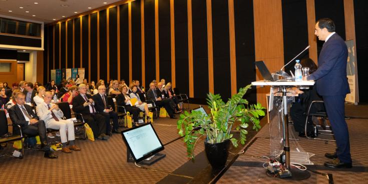 """""""Act for Heritage!"""" Conference underway in Nicosia"""
