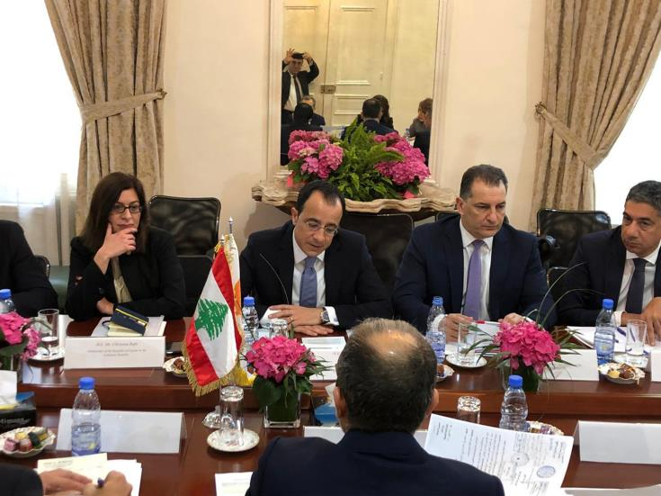 Cyprus and Lebanon to negotiate agreement for hydrocarbon reserves