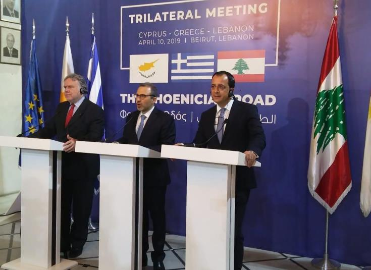 Cyprus to host first trilateral summit between leaders of Cyprus